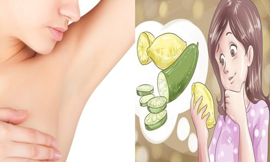 Home Remedies to Lighten Your Dark underarms