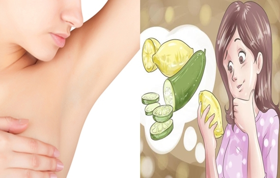 Amazing Home Remedies to Lighten Your Dark underarms