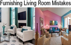 Mistakes You Should Never Commit When Furnishing Your Living Room