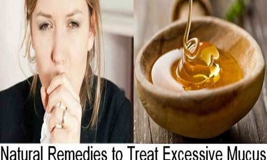 Natural Remedies to Treat Excessive Mucus