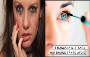 mistakes you should avoid when applying mascara