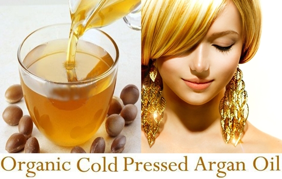 use Argan Oil
