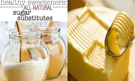 Natural Substitutes for Sugar with Better Health Benefits