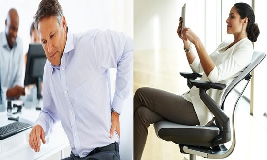 Prolonged Sitting Can Cause Problems