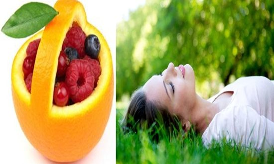 Relaxation Eat these Foods