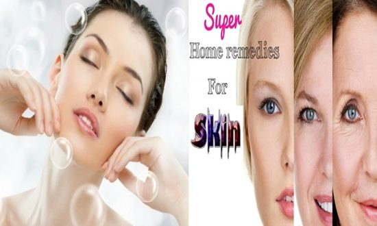 Super Natural Remedies for Your Skin