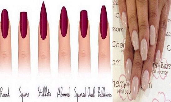 A perfect guide to Acrylic Nails