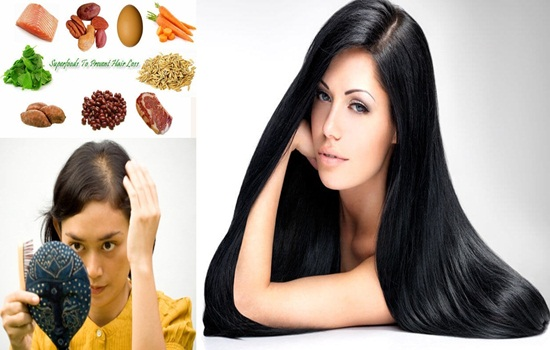 Fight Hair Loss with These 6 Foods