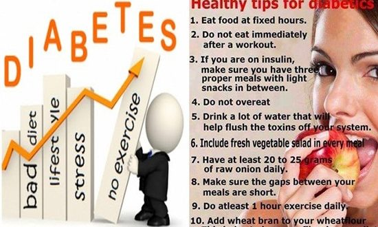 Helpful Tips to Prevent Diabetes