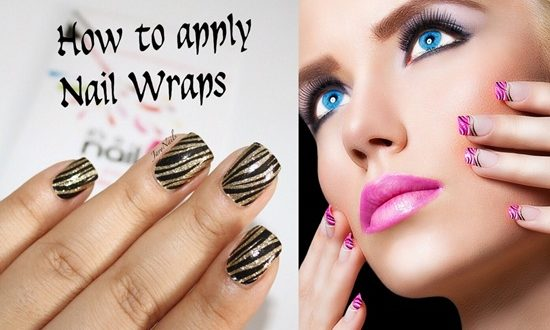 How to Apply Nail Wraps