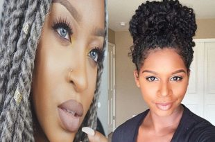 How to style your hair in a natural way