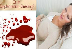 Important Facts about Implantation Bleeding