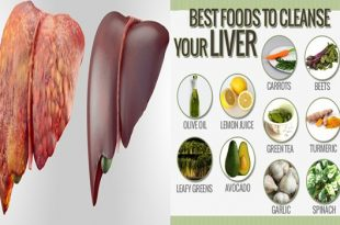 Important foods for your liver
