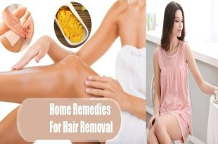 Natural Home Remedies for Hair Removal