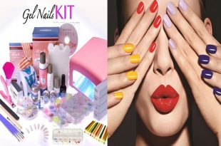 Pamper your Nails With Gel Nail Kits
