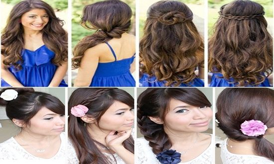 Quick and Easy Hair Styles
