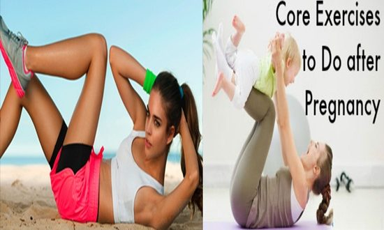 Should you exercise after Pregnancy