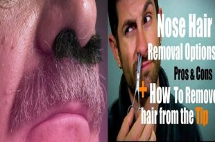 The Best Methods to Remove Nose Hair
