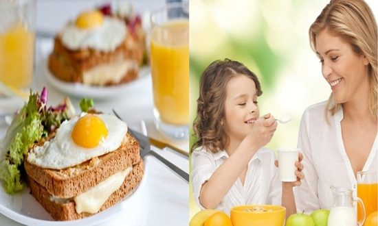 Tips for a healthy breakfast