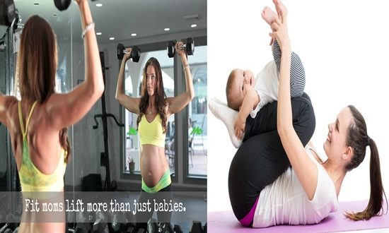 Tips to Stay Fit while pregnant
