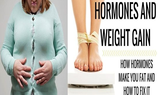 What is the Connection Between Hormones and Weight Gain