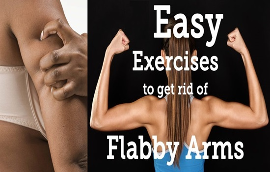 3 Simple Exercises to Tone Flabby Arms - Health and ...