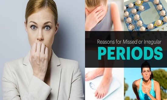 5 Reasons For Irregular Periods