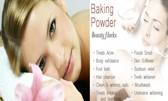5 Surprising Beauty Uses of Baking Soda