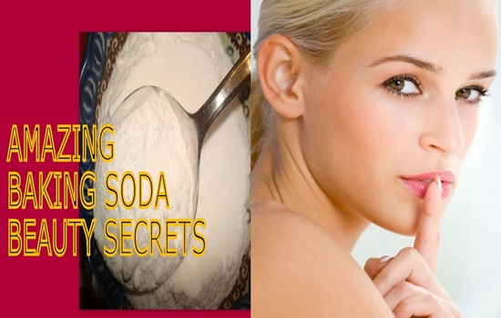 Baking soda amazing beauty benefits