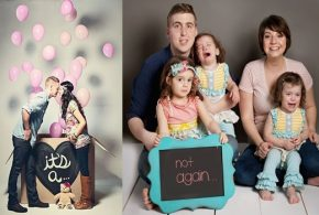 Cute Pregnancy Announcements Ideas
