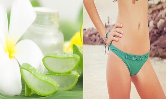 Get rid of dark bikini areas naturally and easily
