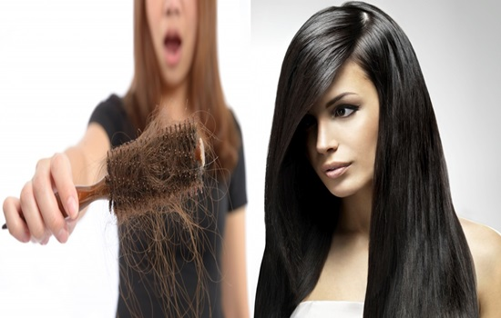 How to regrow lost hair naturally