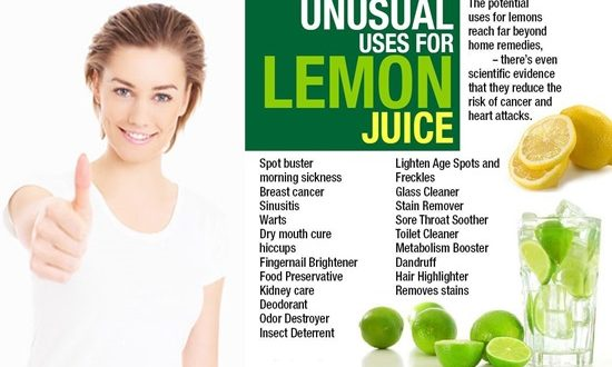 Lemon, the secret beauty ingredient and it's amazing uses!