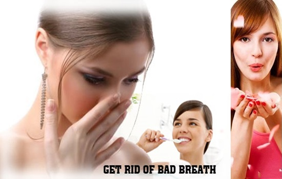 Top Tips To Get Rid Of Bad Breath