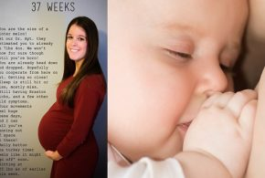 37 Weeks Pregnant: Your Baby Development and Risk Signs