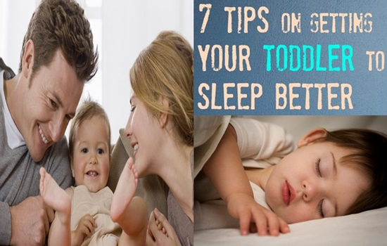 7 Tips To Get Your Kid To Sleep