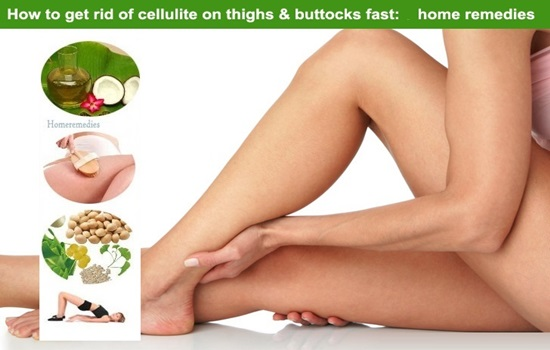 Get rid of cellulite with these natural secrets!