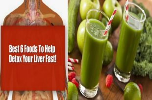 The Best 6 Foods To Cleanse Your Liver