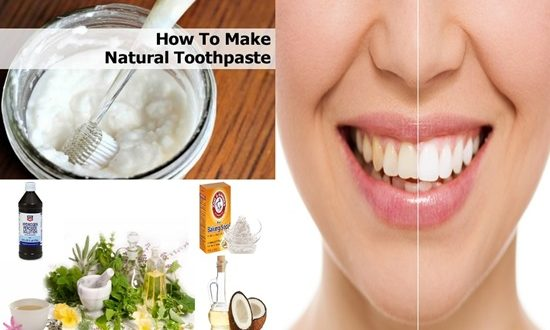 3 Homemade Toothpaste Recipes