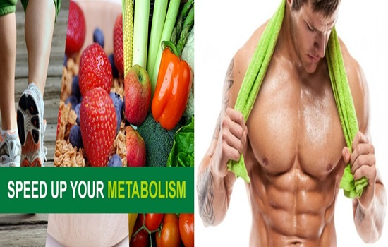 4 Effective Ways To Speed Up Your Metabolism