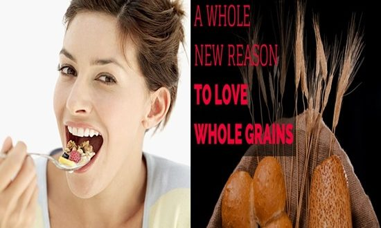 4 Reasons To Eat Whole Grains
