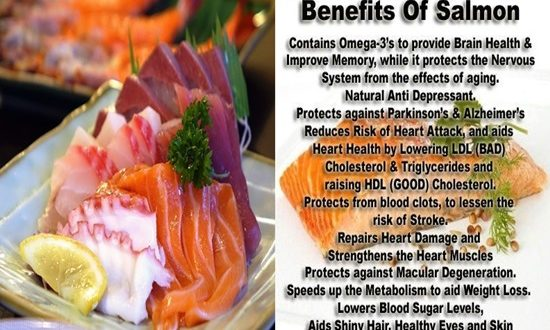 5 Amazing Health Benefits of Salmon