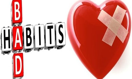 5 Habits That Are Bad For Your Heart