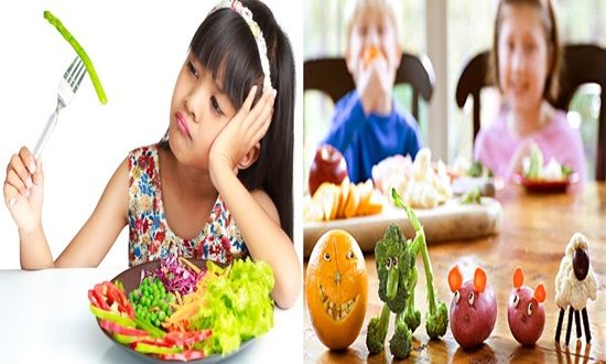 5 Smart Ways to Get Your Kids Eat More Vegetables