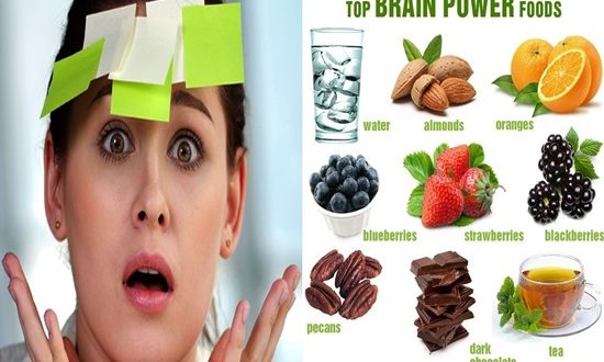 Best 6 Foods To Improve Memory