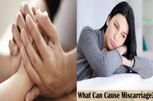 Reasons that can cause a Miscarriage