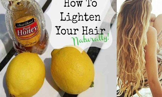 3 Easy Was To Bleach Your Hair Naturally