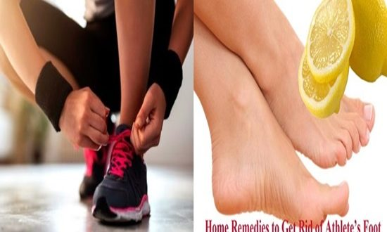 4 Home Remedies For Athlete's Foot