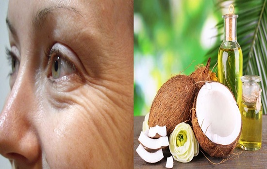 4 Great Methods To Use Coconut Oil For Wrinkles