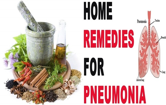 5 Remarkable Home Remedies For Pneumonia